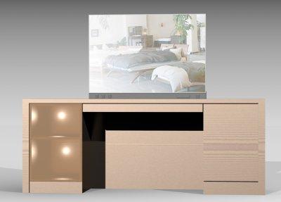 画像1: ミラーTV 横型